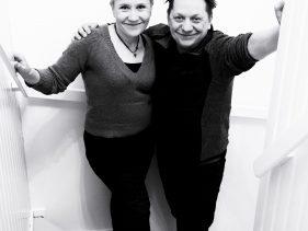 Tuija Rantalainen ja Heikki Salo